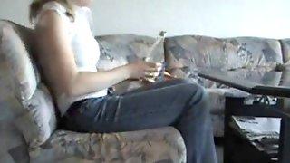 Masturbation With Bottle