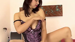 Mrs Khan Brown Pussy In Office 2