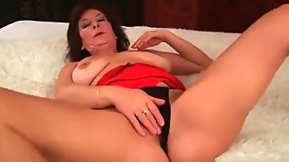 A Compilation Of Older Mature Women Being Pleasured