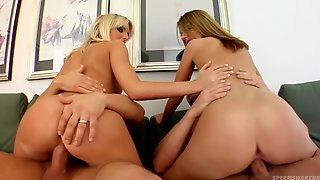 Group Making Out Love Making Sex Orgy With Debbie And Stella - HAVE INTERCOURSE HARD FUCK