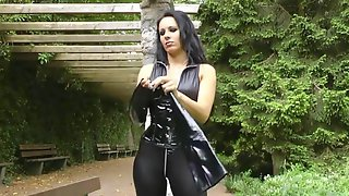 leather bondage gratis xxx filmer