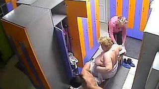 Peeped In The Locker Room