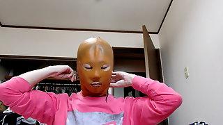 PutOn Rubber Mask Pt.1