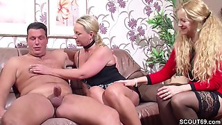 German Wife Suprise His Husband With Th - Mother Id Like To Fuck