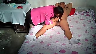 Asian Prostitute Hidden Cam With Client