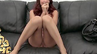 Funny Casting Anal