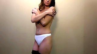 Chrissy Spanking