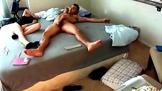 Fucked Off The Bed