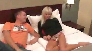 Svenska Blond Teen Jannika Sex