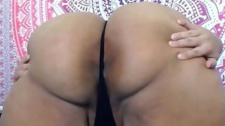 Bbw Farts Loudly In Thong