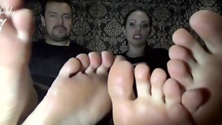 Smell And Cum From Our Sweat Dirty Shoes, Socks And Feets JOI