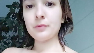 Liliya Fito Showering After Creampie