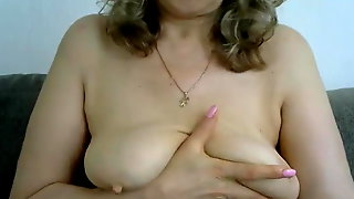 Grandma Shows Her Tits