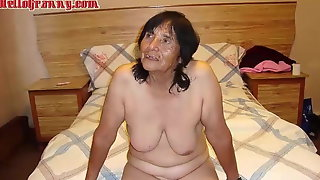 HelloGrannY Searched For Best Mature Latinas