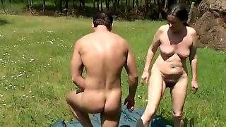 Hungarian Granny Got Hard Sex Made Love Ou - Fetish