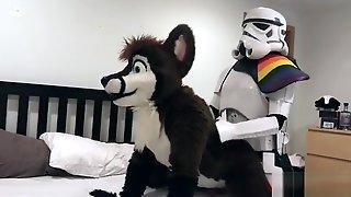 Gay stormtrooper porno