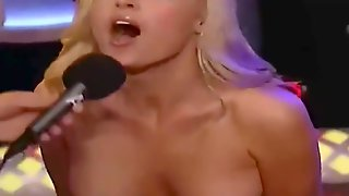 Sybian Riding Compilation - Howard Stern Show