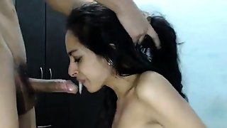 Small Pussy Fucked Surrounding Big Cocks