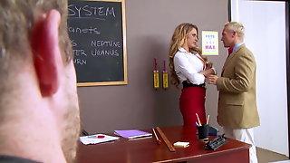 XXXJoX Corrina Blake Easy Teacher