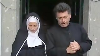 Nun Loves Fathers Cock