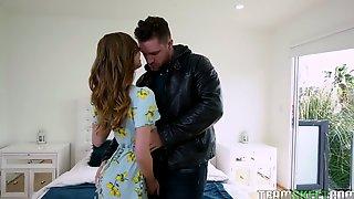 Horny Boyfriend Drills Yummy Pussy And Deep Throat Of Beautiful Girlfriend Ava Parker
