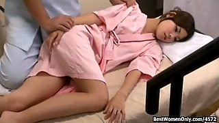 Coed Girl Japanese Sex Massage While Daddy O - Asian