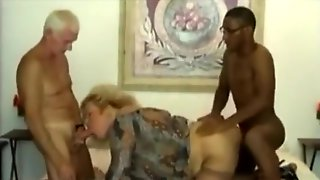 Girlfriends Dad Loves His Bbc