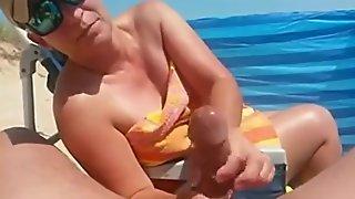 Arab Amateur Handjob Cumshot Compilation