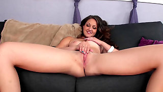 Perfect Keegan With A Beautiful Body Has Sex And Gets A Load On The Face