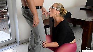 Making Love Jess-legs In Luscious High Heels - 1080p
