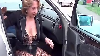 Piss In Car