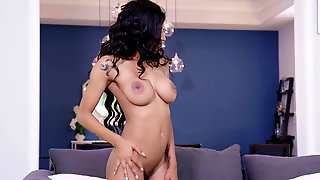 Beautiful September Reign Receives Hard And Deep Pussy Stroking