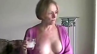 Mom Wants Her Sons Cock Now