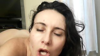 I Suck Hubby Till He Cum In My Mouth