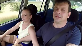 Whore Made Love In Car - SCREW MOVIE