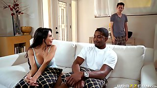 Naughty Latina Vixen Lela Star Has Sex Fun With Isiah Maxwell