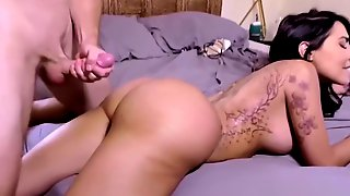 Lela Star Cumshot And Creampie Compilation