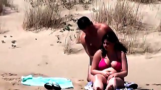 Nice Day At The Beach 558