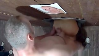 Czech Glory Hole