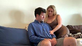 Stepmom Cures Stepsons Porn Addiction - Erin Electra