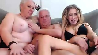 Grandma And Grandpa 3Some Orgy With Niece - Amateur Sex Xozilla Porn Movies