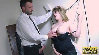 Real Full-Breasted Babe Dominated - FUCK MOVIE