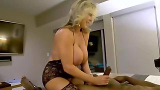 Wife With Big Titties Cheats On Husband - Steamy Alysha