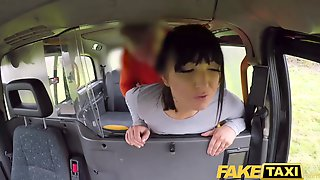 Faux Cab Buxom Steaming Schlong Thirsty Cuckold Gf Banged In Taxi