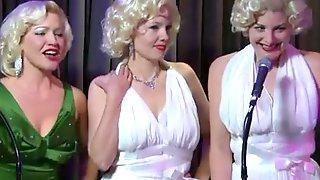 Marilyn Monroe Look A Like Contest Is Fun