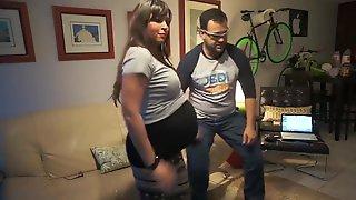 Pregnant Dancing