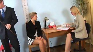 Shocking Job Interview For A Secretary