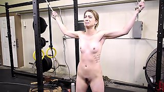 Torture And Bondage Are Fantasy Of Brave And Horny Kristen Scott