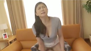 Hot Japonese Mother In Law 3808