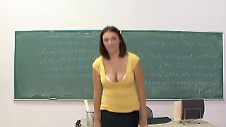 Naughty America Charlie James Fucking In The Classroom